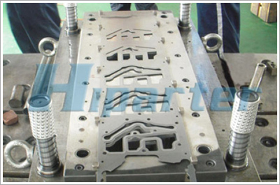 Sheet Metal Seal Gasket Stamping Die
