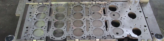 gasket stamping die supplier---Hiparter