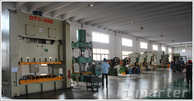 400T Press Machine