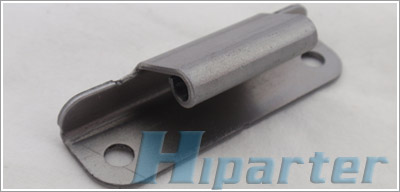Metal Hinge Curling Part
