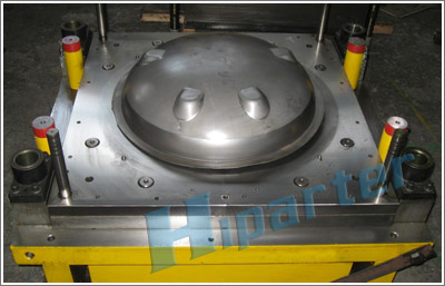 Water Heater End Cover Stamping Die