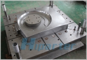 Washing machine front panel stamping die