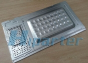 microwave oven metal parts