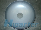 Water heater inner tank end cover stamping die