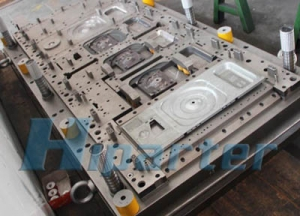 Microwave Oven U-section Stamping Die